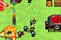 [仲間の捕虜を助けながら戦場を進むシューティングゲーム]Battalion Commander 2