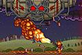 [3種類の武器を駆使して敵をやっつけるシューティングアクションゲーム]Bitzy Blitz