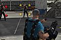 [ガトリング銃で敵を倒しながら進むガンシューティングゲーム]Guns Of Anarchy