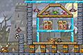 [時限爆弾を大砲で発射してモンスターをやっつける物理パズルゲーム]Roly-Poly Cannon: Bloody Monsters Pack 2
