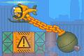 [いろんな道具でビルを解体する破壊ゲーム]Rubble Trouble