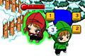 [雪合戦で敵をやっつけるアクションシミュレーションゲーム]SnowFort