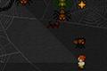 [洞窟内の虫をやっつけまくるレトロアクションゲーム]Arachnia