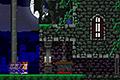 [トラップ満載のドラキュラ城を進むアクションゲーム]Asslevania: SOTB
