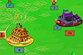 [兵隊を移動させ敵拠点を攻め落とす陣取り攻防ゲーム]Great Conquest
