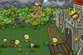 [お城を攻めてくるゾンビを迎え撃つ防衛アクションゲーム]Knights vs Zombies