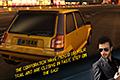 [追っ手から逃げまくる黄色いお車の3Dカーレーシングゲーム]On The Run The Getaway