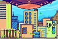 [UFOつっついてやっつけるおばあちゃんのアクションゲーム]ABDUCTION: GRANNY'S VERSION