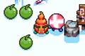 [敵の攻撃を避けながらフルーツをゲットしていくアクションゲーム]Bad Ice Cream 3