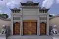 [古代中国の別荘からお宝を見つけ出す脱出ゲーム]Ancient Garden Escape 1