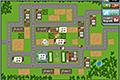 [ニュータウンで建設資材を生産輸送するシミュレーションゲーム]Building Rush