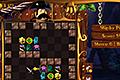 [同種類アイテムをぶつけて消していく海賊のパズルゲーム]Captain Backwater