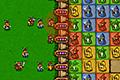 [さめがめ的なパズルでバイキングを迎え撃つパズルゲーム]Click Battle Madness