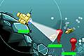 [海底のお宝を探し出す潜水艦のアクションゲーム]Deep Sea Hunter 2