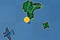 [機体パワーアップさせ敵と戦う全方向シューティングゲーム]Frantic Sky