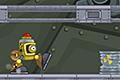 [アイテムを駆使して進むロボットのパズルランニングゲーム]Ironcalypse