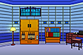[何者かに監禁されてしまった刑事の脱出ゲーム]闇に落ちた密室