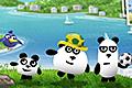 [3匹のパンダのポイントクリックアドベンチャーゲーム]3 Pandas in Brazil