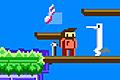 [木こりのレトロアクションゲーム]Lumber John