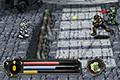 [敵を迎え撃つロボットの防衛シューティングゲーム]REVENGE OF ROBOTS