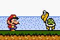 [スーパーマリオステージを別キャラで遊ぶアクションゲーム]Super Mario Crossover 3