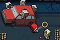 [銃でゾンビをわしわしやっつけ進むシューティングアクションゲーム]UndeadRun
