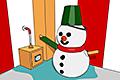 [雪だるまのいるめでたそうな部屋からの脱出ゲーム]YUKIDARUMA