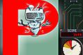 [アルファベット文字のカタチを避けていくロボットのミニアクションゲーム]Avoid