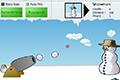 [雪玉で敵をやっつけるクリック&放置ゲーム]Learn to Fly Idle