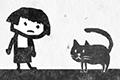 [しっぽネコのアクションゲーム]しっぽねこと消えたエビフライ