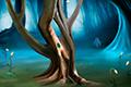 [魔法にかけられた木のある森からの脱出ゲーム]Enchanted Trees Escape