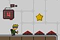 [ボタン操作で装置を切り替えてゴールを目指すアクションパズルゲーム]Just Button