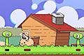 [農場を攻撃してくるエイリアンをやっつけるシューティングアクションゲーム]Killer Corral