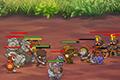 [仲間と共に敵と戦う格闘アクションゲーム]Mighty Knight