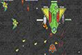 [手書きグラフィックのシューティングゲーム]Notebook Space Wars 2
