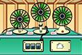 [レトロチックな3台の扇風機が設置してある部屋からの脱出ゲーム]3台の扇風機