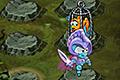 [浮き沈みする足場を飛び移ってお姫様を救出しにいくアクションゲーム]Adventures of the Water Knight 2