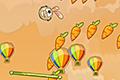 [ニンジンを集めながら空高く飛び上がるウサギちゃんのアクションゲーム]Carrot Rush