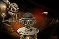 [監禁されてしまった人型ロボット「J-Tubeus」のPCゲーム]J-Tubeus: Steam Adventure