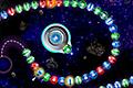 [レールに沿って転がってくるボールを消していくZUMA的パズルゲーム]Space Ball Blaster