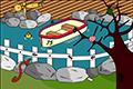 [池の上に浮かぶボートがある場所からの脱出ゲーム]池の上のボート