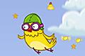 [ウッフンなおねえさん鳥がいる場所まで飛び上がる吹っ飛ばしアクションゲーム]Up in the Sky