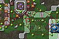 [攻撃装置へエネルギーを供給し、敵施設を破壊するシミュレーションゲーム]Creeper World 3: Abraxis