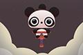 [ホッピングパンダちゃんのパワーアップアクションゲーム]Let's Go Pogo Panda!