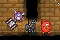 [一つ目モンスターを操作してミッションをクリアしていくアクションゲーム]Escape To Hell