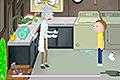 [バックトゥザフューチャーのパロディっぽいPCアドベンチャーゲー]Rick and Morty's Rushed Licensed Adventure