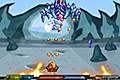 [敵が画面下へ行かないように防衛する防衛シューティングゲーム]Fire Element