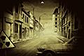 [放射能汚染で完全な廃墟とかしている街からの脱出ゲーム]Desolation Escape