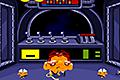 [宇宙船内を探検しミニモンキー達を助け出す脱出ゲーム]Monkey GO Happy Sci-fi