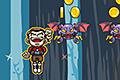 [月を目指して高く飛び上がるリトルバンパイア君の吹っ飛びアクションゲーム]Vamp's Revenge
